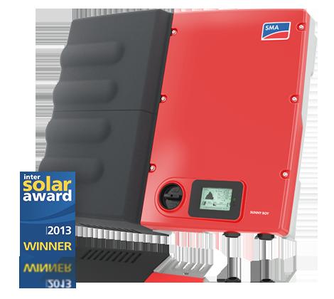 SMA Sunny Boy 3600-5000 Smart Energy