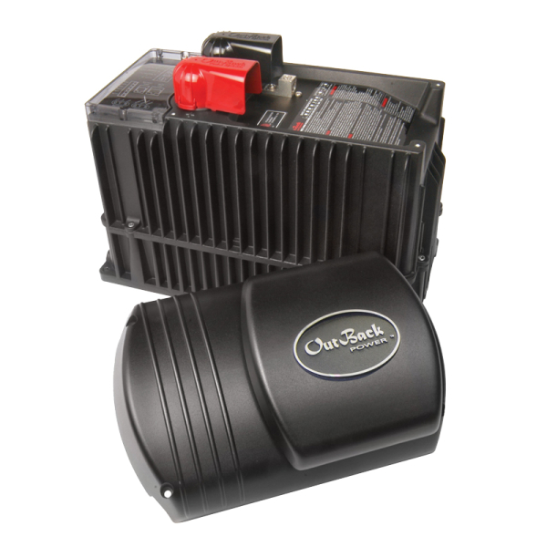 Outback VFXR3048E > 3000 Watt 48 Volt 230 VAC Vented Off-Grid Inverter