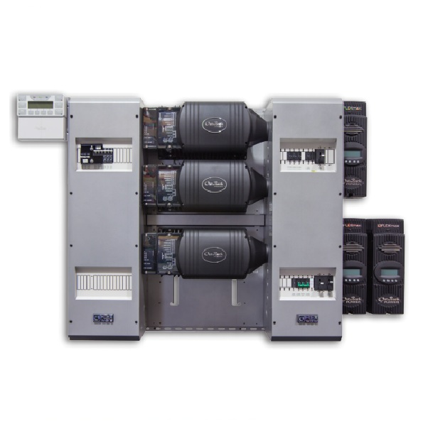 OutBack Power FP3 FXR3048A > 9.0 KW FLEXpower THREE