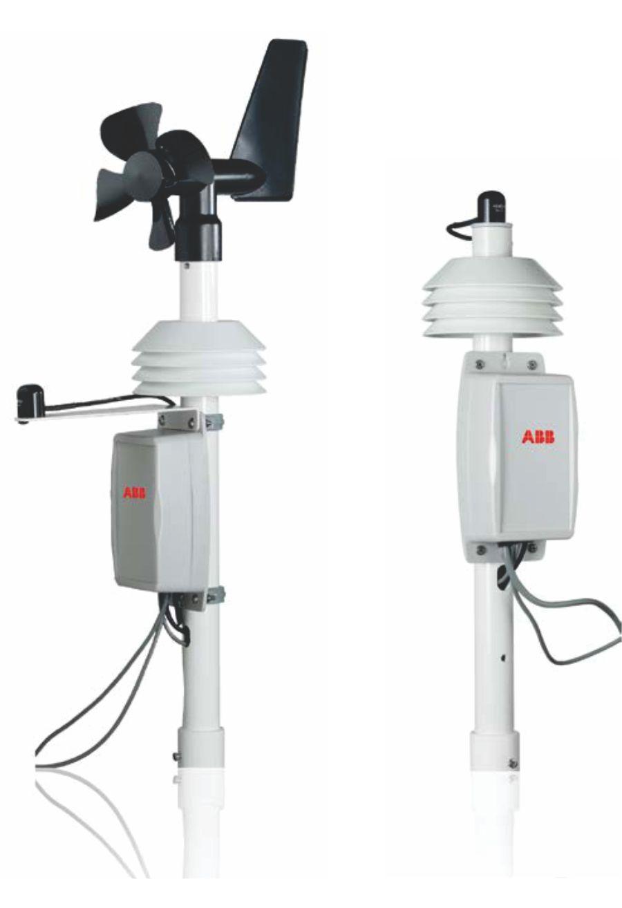 VSN800 Weather Station